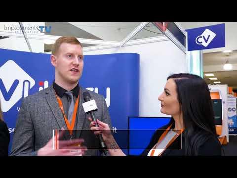 Recruitment Agency Expo 2018   James Maitland - CV Library