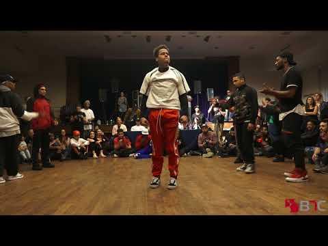 Dynamic Rockers Vs Problems Kru | 1st Round | Trinity Til' Infinity 2018 | BNC