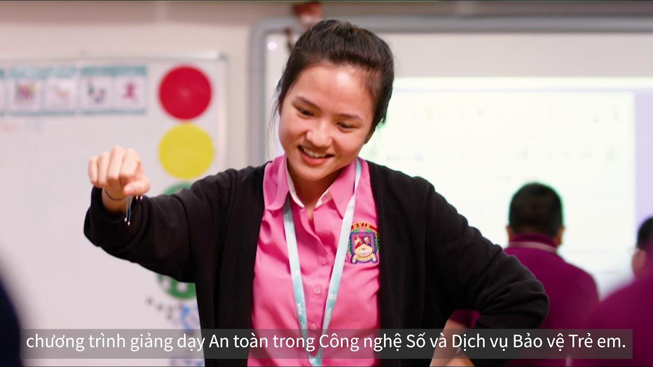 Thăm quan trường Tiểu học BVIS Hà Nội/ Primary school tour