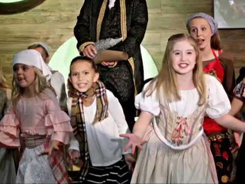 PDM Young Actors Workshop Cinderella 2017 Wrap Up Savi Ranch