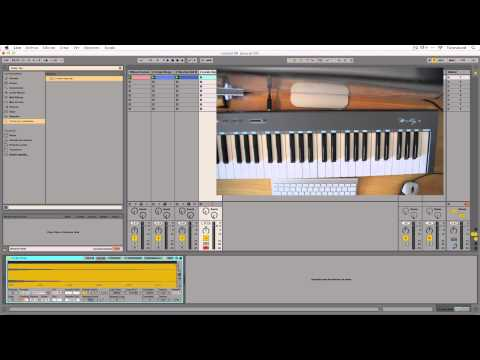 Ableton Live - Tutorial 10 : Componiendo en Ableton Live