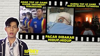 KISAH CINTA INDAH DAN DEDE , TOP UP GAME 800RB KE KASIR INDOMARET