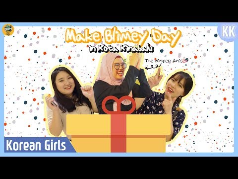 Who Is The Winner of Make Blimey Day!|Todak Waterfront|Blimey in KK ep.03