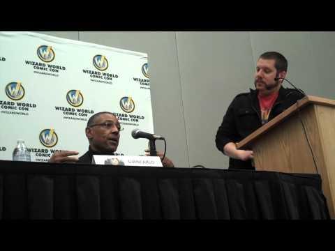 Giancarlo Esposito Panel - Wizard World Austin Comic Con