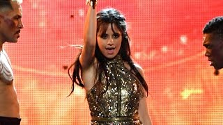 "Camila Cabello Gives FIRST Solo Performance Of Debut Single ""Crying in the Club"" At 2017 BBMAs"