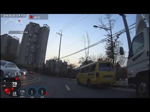 [Republic of korea bicycle riding]  the Bugak Mountain Highway [UHD]