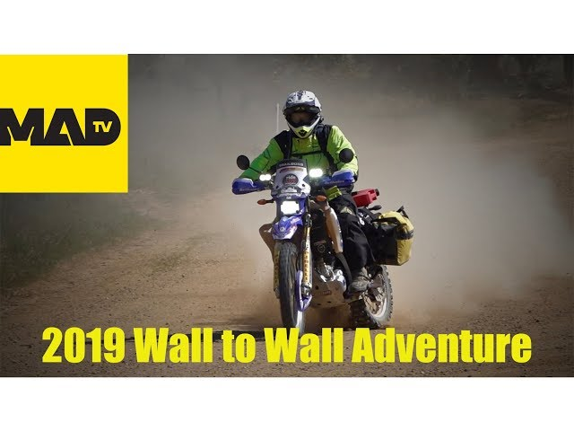 Police Wall to Wall Remembrance ride 2019 Motorcycle Adventure