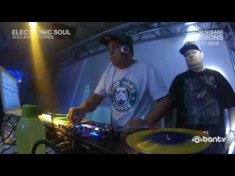 SOULBASS RECORDINGS _ ELECTRIC SOUL _ DNB Session 12Nov2016
