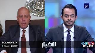 لقاء الملك بالكتاب الصحفيين نناقشه مع ضيفنا الكاتب ماهر ابو طير  - (23-12-2018)