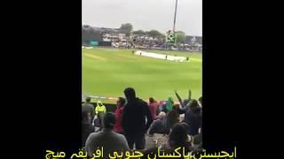 پاکستان جنوبی افریقہ ایجبسٹن کرکٹ میچ۔ عالمی اخبار