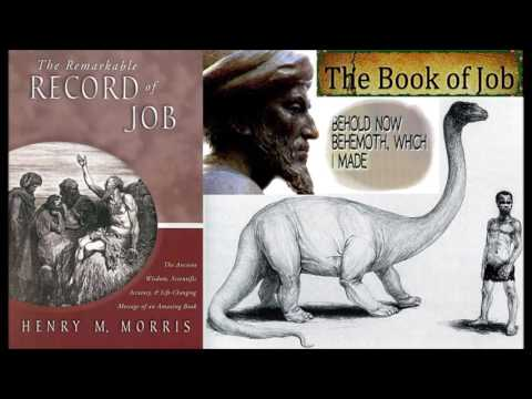 Dinosaurs in the Book of Job - Henry M. Morris
