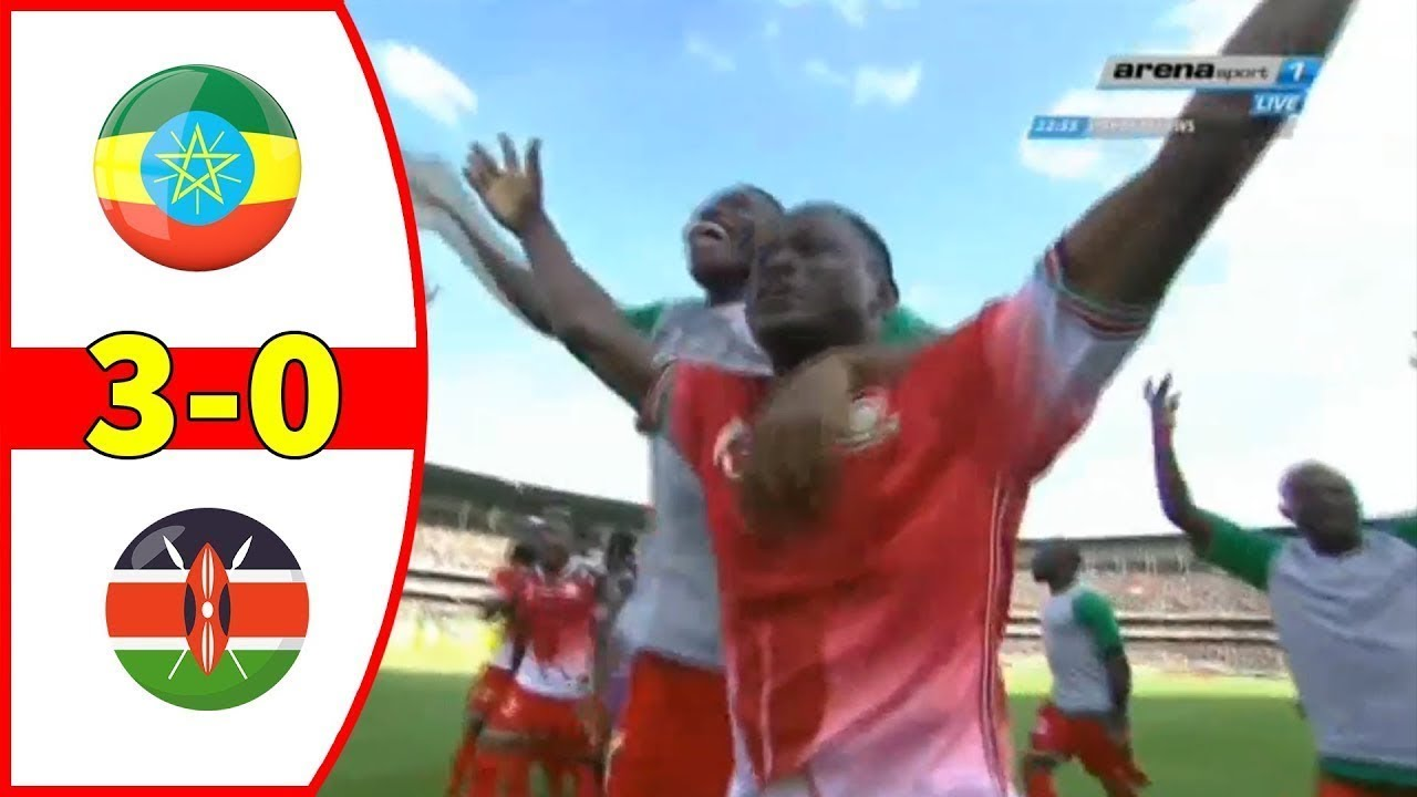 Download Kenya vs Ethiopia 3-0 Full Game All GOALS and HIGHLIGHTS