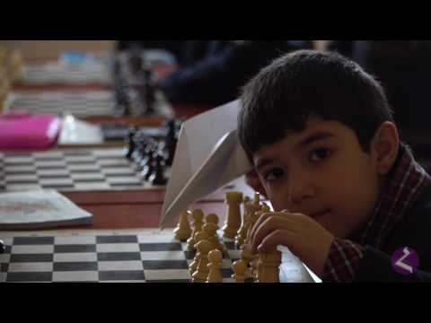 CHESS. Сюжет о шахматах в школах Армении