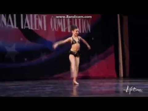 Dance Moms - Maddie's Solo Lights,Camera,Action