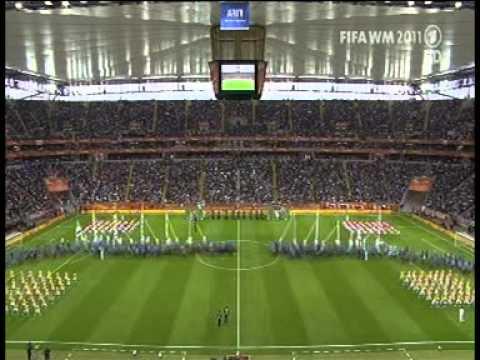 Download Frauen-Fußball-WM - 2011 - Closing Ceremony - Heartliner Drumline