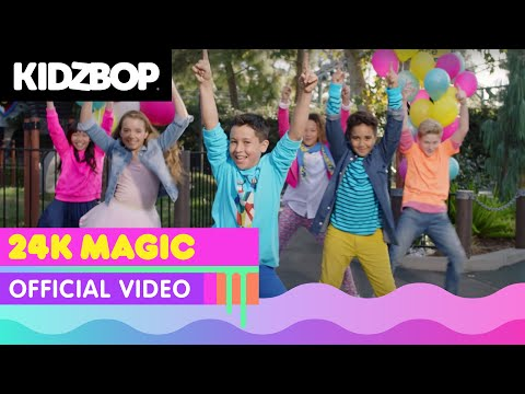 KIDZ BOP Kids - 24K Magic (Official Music Video)...