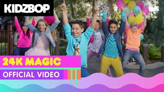 KIDZ BOP Kids - 24K Magic (Official Music Video) [KIDZ BOP 34](KIDZ BOP Kids -