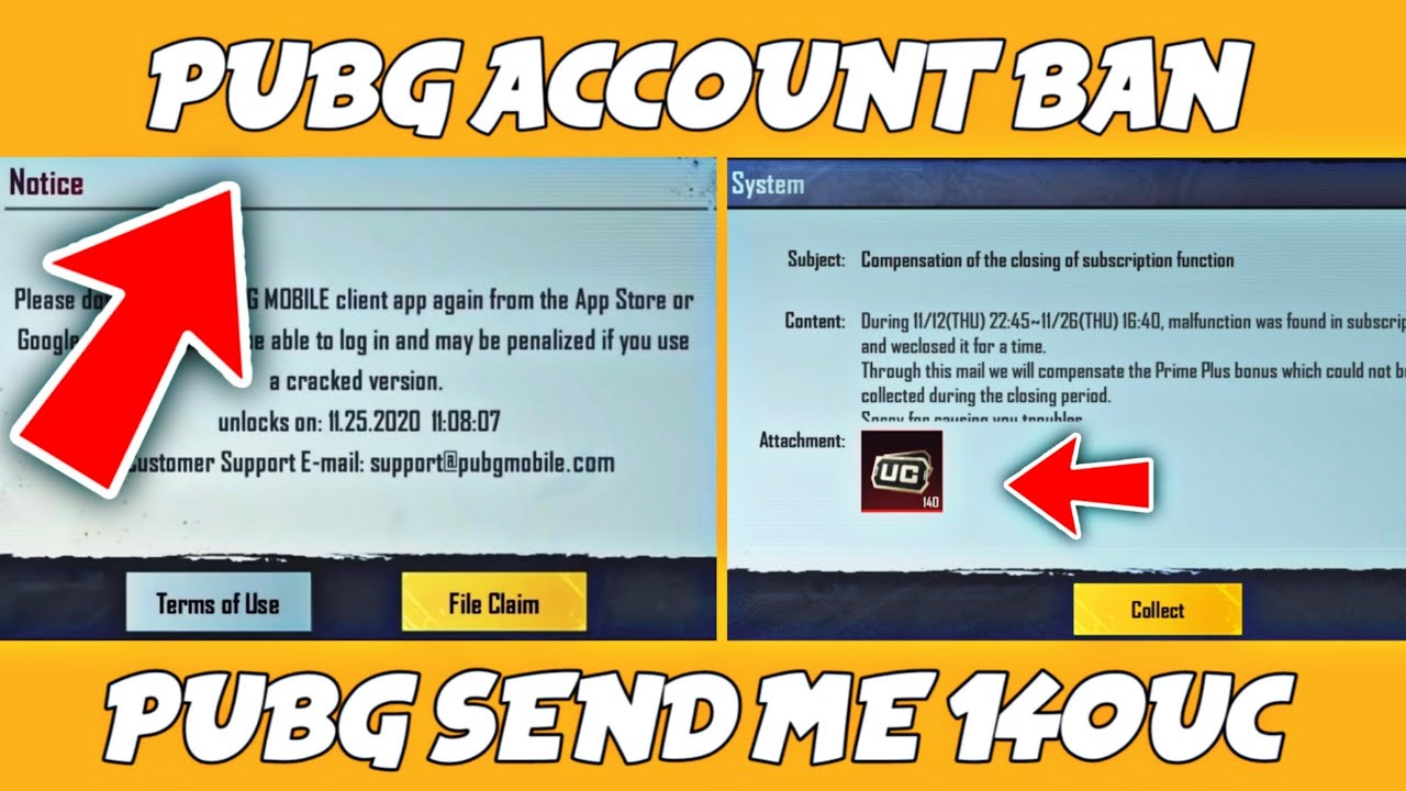 PUBG ACCOUNT BAN START AND HOW TO BUY UC IN PUBG KR !! PARAS OFFICIAL
