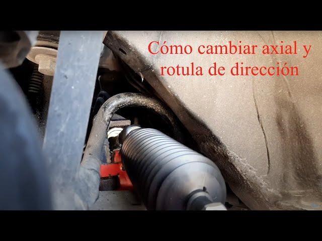 Cambio axial direccion y bieletas suspension Astra G Coupé | Bertone Project