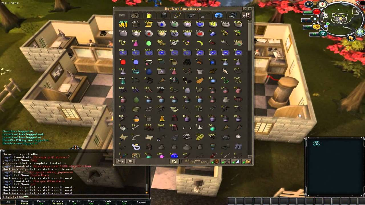 My First Crystal Triskelion Key Loot Youtube