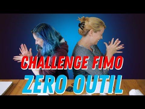 Challenge Fimo sans outils !