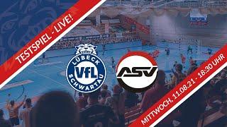 LIVE: VfL Lübeck-Schwartau vs. ASV Hamm-Westfalen