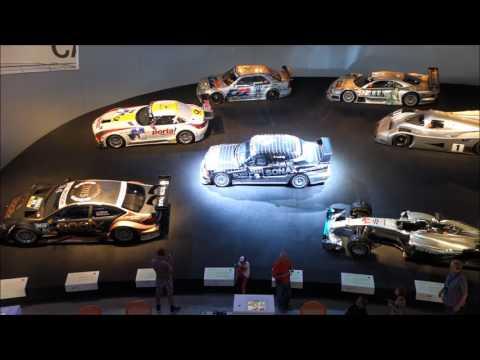 Mercedes - Benz Museum, Stuttgart