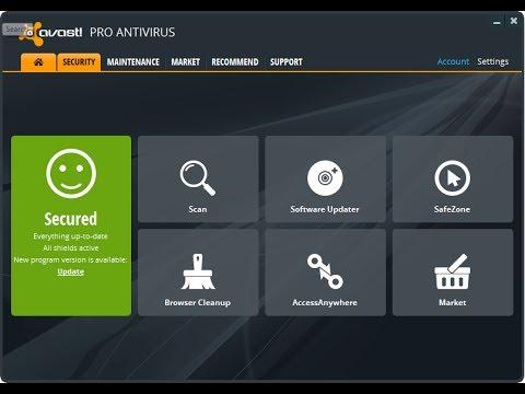 avast pro antivirus 8.0.1482