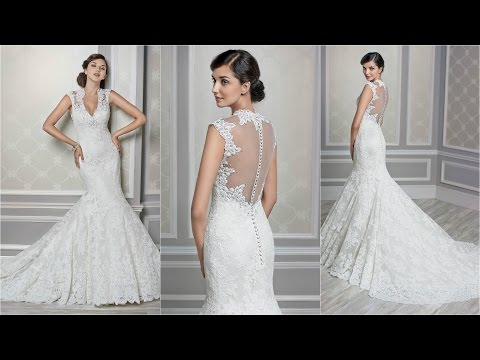 Bridal Dresses Online | Oleg Cassini Wedding Dresses | Lace Wedding Gowns | Wedding Dresses | WD48