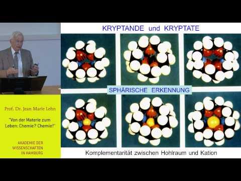 Otto Stern Symposium 2013 - Vortrag Jean Marie Lehn