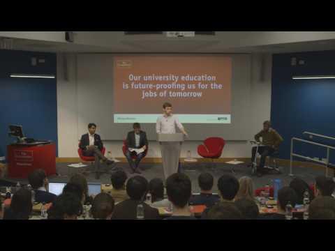 Full Economist Future of Work Talk