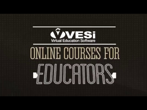 Online Continuing Education Courses through University of Texas at El Paso - VESi
