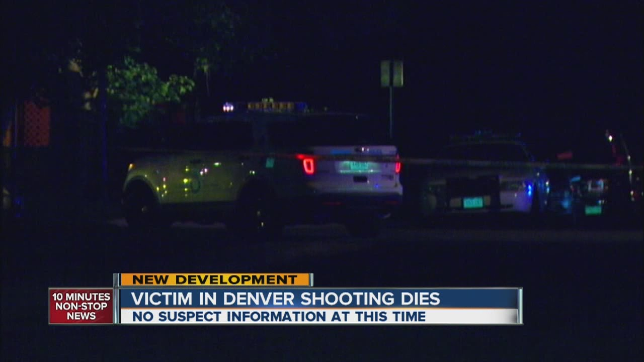 Denver shooting suspect did not have an active security guard ...