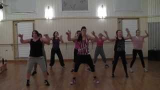 Hey Mickey! Dance Fitness Routine