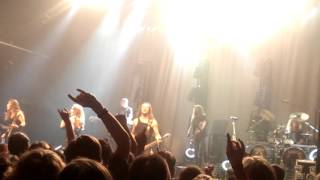 Epica, Cry for the Moon, London on 15/11/2015