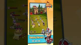 Idle Knight - 3D Cartoon Idle PRG