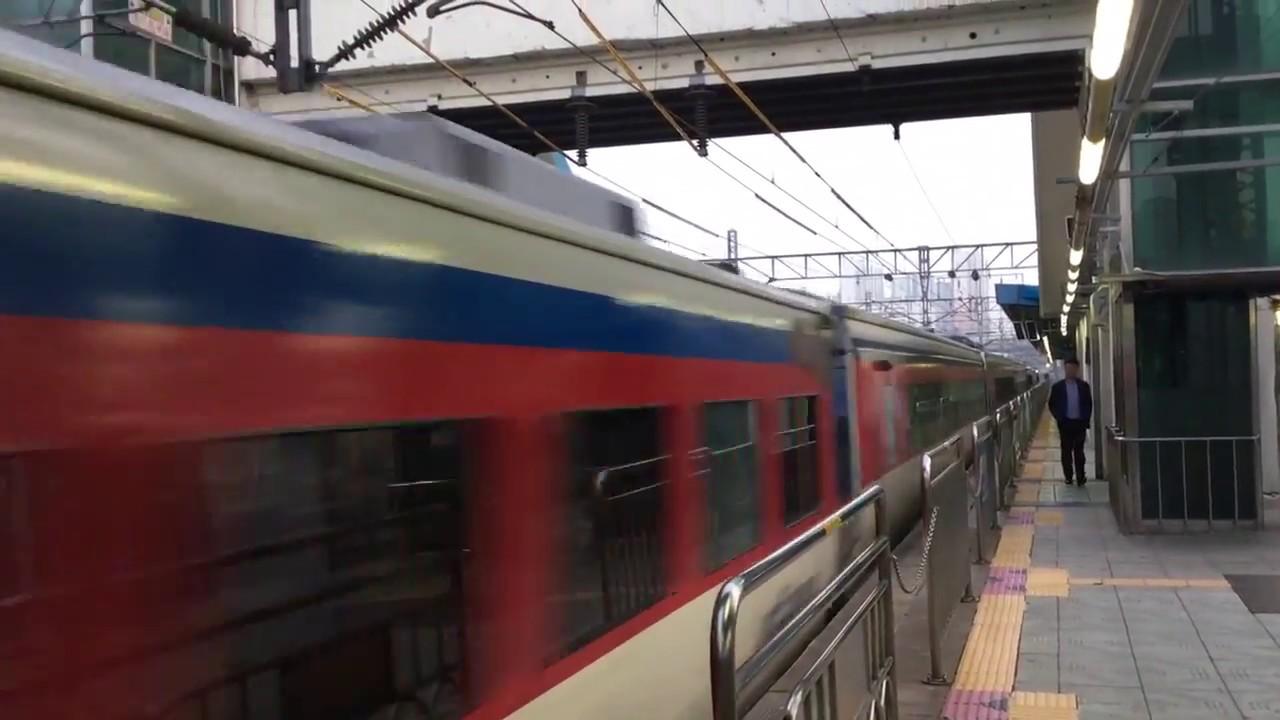 20184.30(月)19:09 韓国鉄道公社...