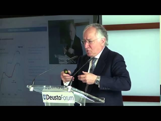 DeustoForum. Retos y oportunidades del nuevo entorno económico. Juan María Nin