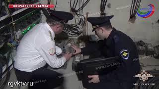 В Дагестане задержан владелец подпольной майнинг-фермы