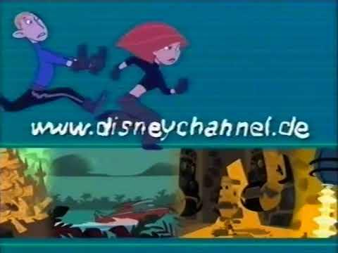 Trailer Disney Channel 2005 Youtube