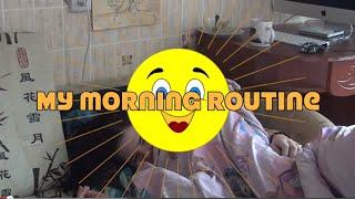 MY MORNING ROUTINE / Мое 'прекрасное' утро (самое глупое видео)