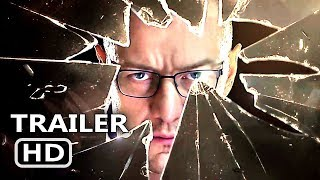 GLASS Official Trailer TEASER (2018) Bruce Willis, James McAvoy, Split 2 Movie HD