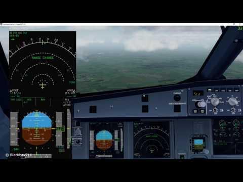 FSLabs A320 Basics: Descent Planning