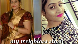 How I lost 25 kg after pregnancy in hindi
