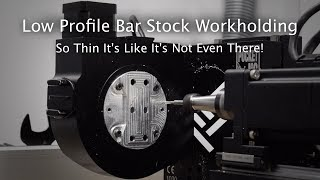 Ultimate Low Profile Workholding for the PocketNC - #144