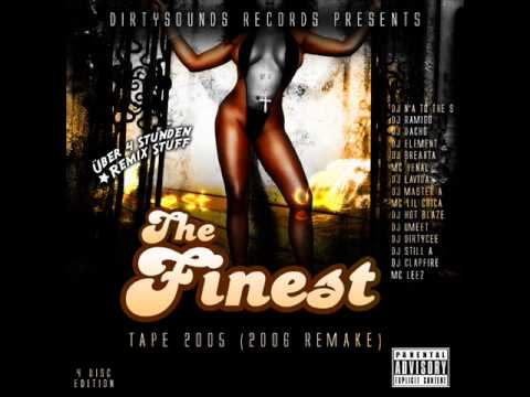 DirtySounds Records - THE FINEST TAPE 2005 (2006 REMAKE) Disc 2 / 4