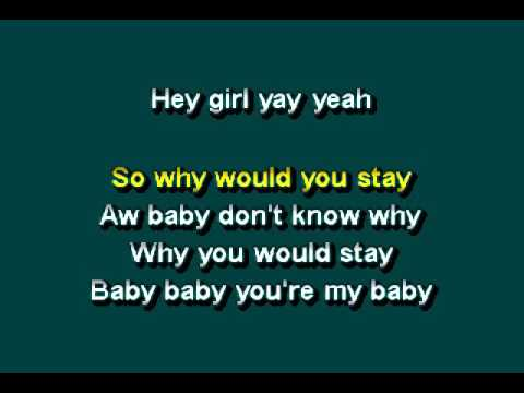 Kem - Why Would You Stay Karaoke