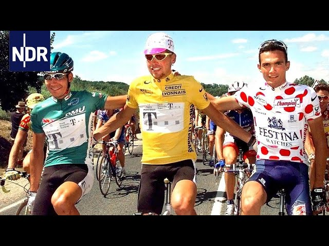 Deutschland. (K)ein Sommermärchen - Die Tour de France '97 | Sportclub | NDR Doku