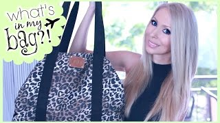 What's In My Carry On Bag?! Thumbnail