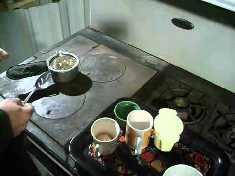 How to make Egg Coffee